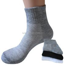 China socks factory cheapest price cotton sports custom made design socks for men