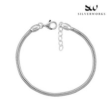 Gold Plated Lobster Clasp Snake Chain Bracelet,925 Sterling Silver Bracelets Wholesale
