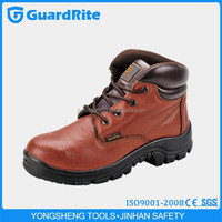 GuardRite Brand Food Industry Buffalo Leather Safety Shoes