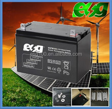 lead acid battery 12v 100ah dry batteries for ups