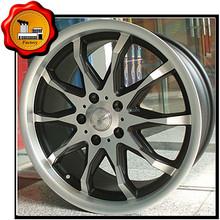 "Different color 17"",18"" TE37 Aluminum Alloy wheel rim BLACK ET 34"