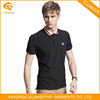 New Hot Sale Men Cotton/Polyester Short Sleeve Golf Polo Shirt