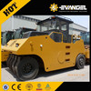 XCMG rubber tire road roller XP163 for sale