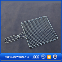 bbq mesh and metal grill for indoor