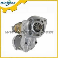 Excavator starter motor for Komatsu, engine parts for Komatsu Hitachi Caterpillar Doosan Sumitomo Kobelco Kato