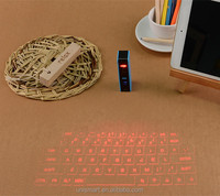 New mini laser projection keyboard for all pones