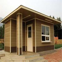 cheap sandal wood wpc cabin smoking cabin cheap portable cabin