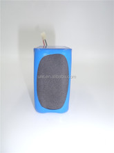 High quality lifepo4 battery pack, 16V/3000mAh lithium iron phosphate battery pack