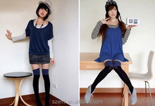 Adults Age Group and Eco-Friendly Feature wholesale Cable knit over the knee boot socks