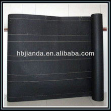 Jianda high water resistance black building paper and roofing felt