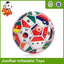 Full color printing toys ball, PVC Inflatable toys ball