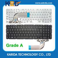 Genuine New Laptop keyboard for HP Pavilion 15-E 15-N series 250 G3 US Keyboard black