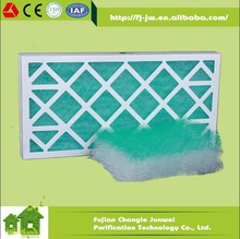 Fiberglass Paint Stop Media Panel Filter for Auto Spray Booth Filter Manufacture