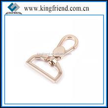 Rose gold fashion handbag snap hooks