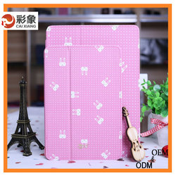 New arrive Factory From China Leather packaging table case for ipad