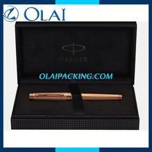 deluxe custom pen box in packing box for business