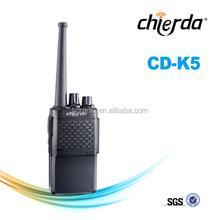 Simple radio 2W 500 meters walkie talkie