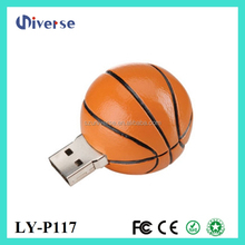 Paypal payments accepted basketball/football shape marvel usb flash drive for sport lovers