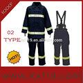 de alta calidad en469 fuego nomex ropa fabricante