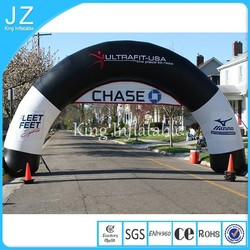 inflatable finish line arch,inflatable arch,cheap inflatable arch for sale