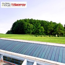 Hanergy buy flexible solar cells module