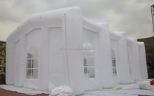 giant event advertising waterproof pvc inflatable igloo tent dome