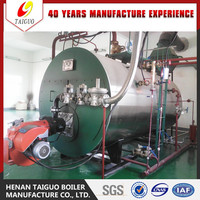 industrial usage 0.5 to 6tons industrial steam boilers, industrial gas oil boilers, industrial boilers