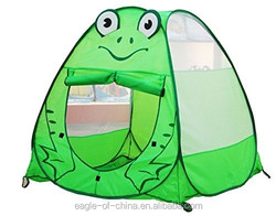 Kids Adventure Frog Style Play Tent Children House Indoor Outdoor