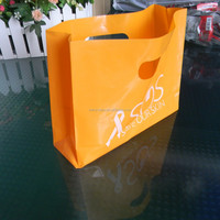 2015 WYH-Y-FH11 LDPE custom printed plastic shopping bags