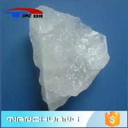 Price of food grade water purification agent aluminium potassium sulfate/ potash alum