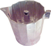 Cheap newest aluminum die casting coffee pot stand