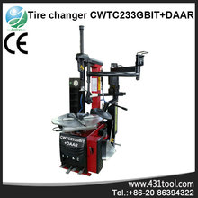 CWTC233GBIT+DAAR auto tyre making machine with with assistant arm