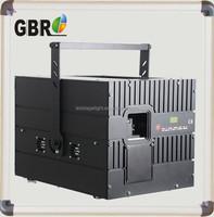 5W RGB full color 3D effect Dj animation laser light equipment