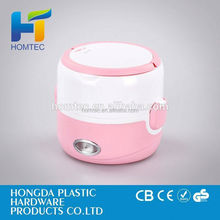 China electric lunch box,plastic storage box with lock