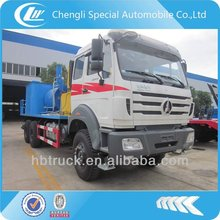 Beiben road washing truck 270hp