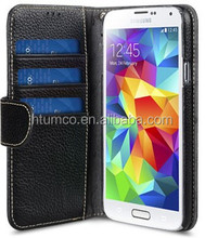 Wholesale newly design case,Leather case,wallet case for Samsung Galaxy S5