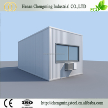 Ready Made Multipurpose Antiseismic Hot Sale 40Ft Container House Office