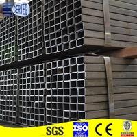 China wholesale market good packing Gi pipe, square steel pipe price per piece, rectangular steel tube