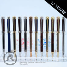 Small Order Accept Modern Style Custom-Tailor Expensive Ballpoint Pens For Business Occasions