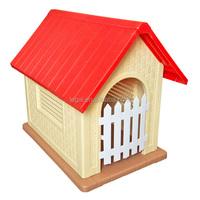 luxury pet house/New style plastic dog house dog cage pet house