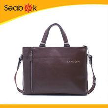 Genuine Leather computer bag,Leather laptop bag