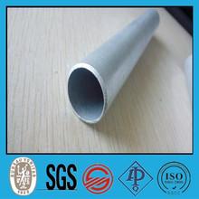 STB35 SC AL steel grade hot dip aluminum coated seamless steel tube