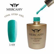 Organic natural soak off uv gel polish nail gel one step nail