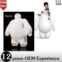 CHStoy stuffed big hero 6 baymax plush toy