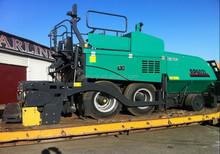 Hot sale 13Ton Hopper capacity XCMG RP602 6m Asphalt Paver
