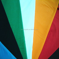 """Cotton Polyester Broadcloth Fabric Apparel 58"""" Inches Solid PolyCotton Per Yard"""