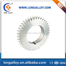 High precision worm gear, worm gear set, worm gear reducer