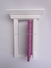 doll furniture 1/12 scale wooden dollhouse miniature door