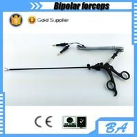 reusable laparoscopic bipolar electrode forceps/electrosurgical bipolar forceps