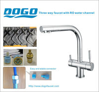 Stainless Steel Brita water filters kitchen faucet